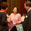 Lewis and Clark college delegation visiting Shanghai on 13th November.